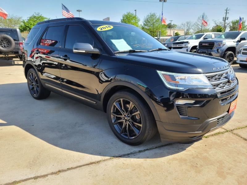 Ford Explorer 2018 price $3,700