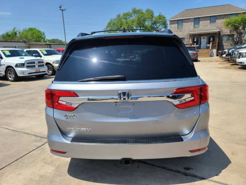 Honda Odyssey 2018 price $4,300