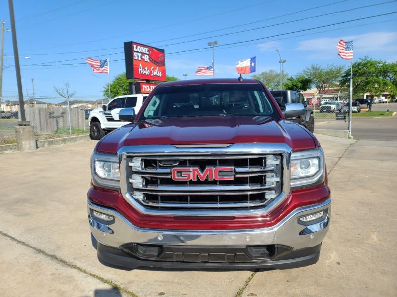GMC Sierra 1500 2016 price $4,600