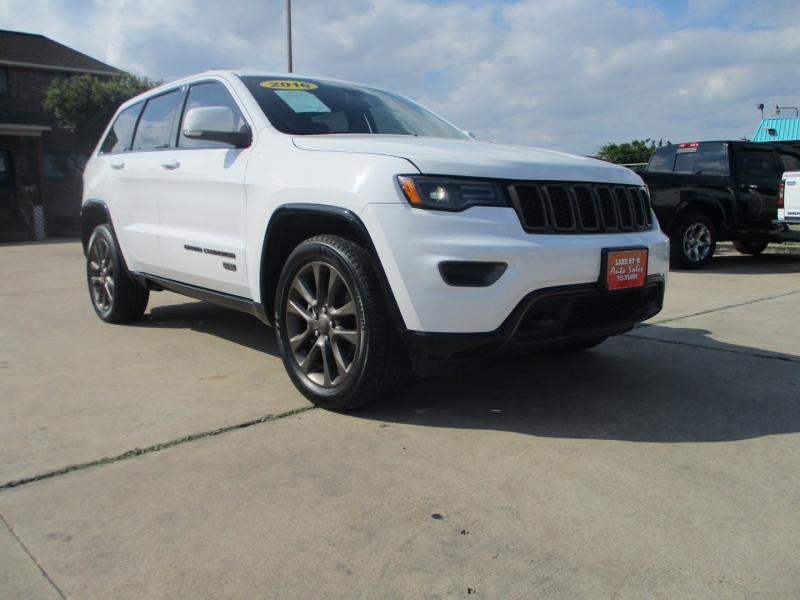 Jeep Grand Cherokee 2016 price $3,995