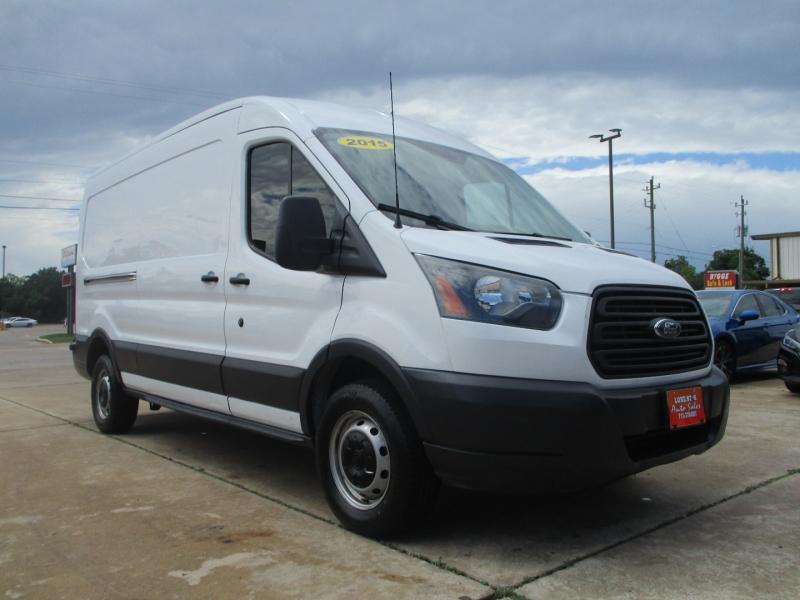 Ford Transit Cargo Van 2015 price $3,495