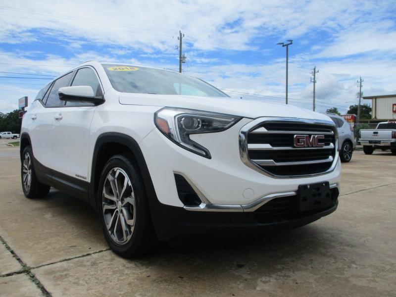 GMC Terrain 2018 price $3,495