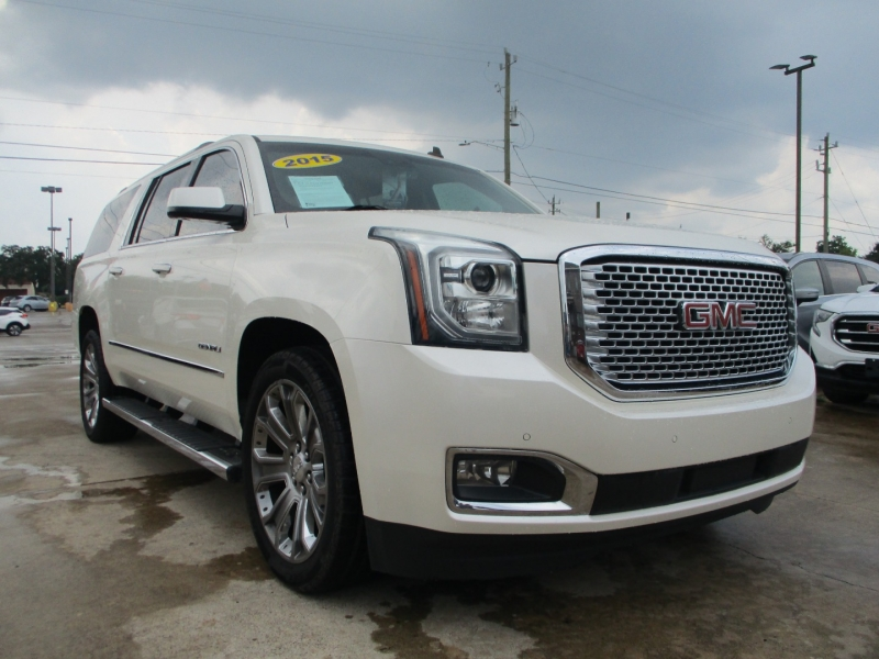 GMC Yukon XL 2015 price $5,995