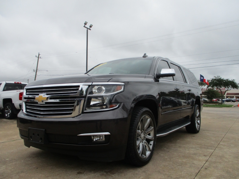 Chevrolet Suburban 2016 price $0