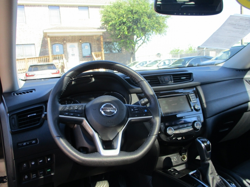 Nissan Rogue 2020 price $0