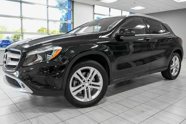Mercedes-Benz GLA 2017 price $26,985