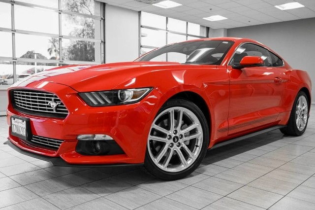 Ford Mustang 2017 price $21,985