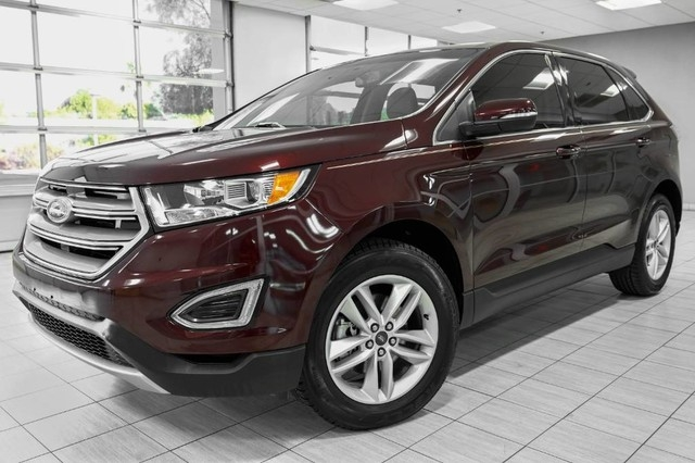 Ford Edge 2017 price $19,985