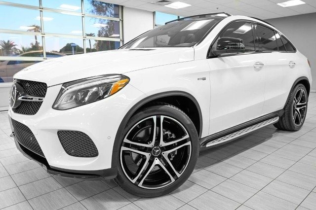Mercedes-Benz GLE 2019 price Call for Pricing.