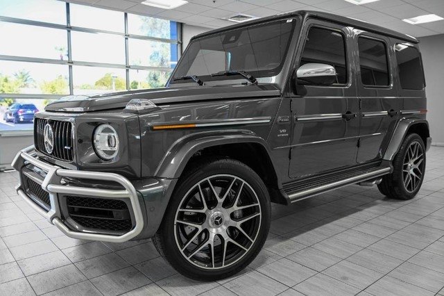 Mercedes-Benz G-Class 2020 price Call for Pricing.