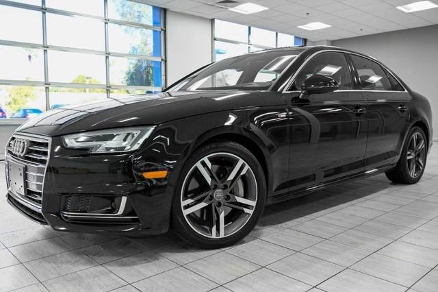 Audi A4 2017 price $32,985
