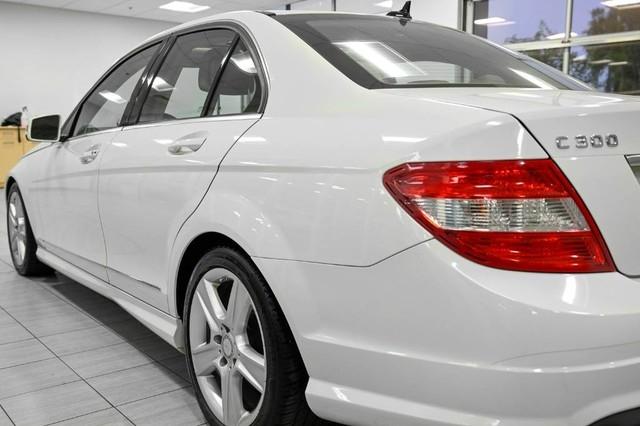 Mercedes-Benz C-Class 2011 price $15,985