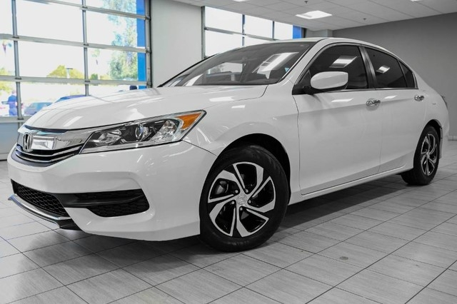 Honda Accord Sedan 2017 price $18,985