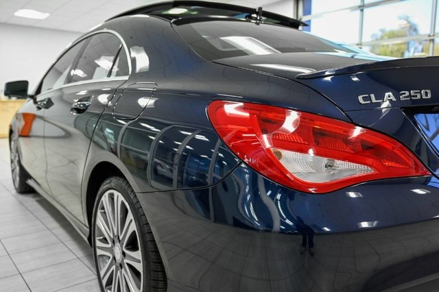 Mercedes-Benz CLA 2017 price $31,985