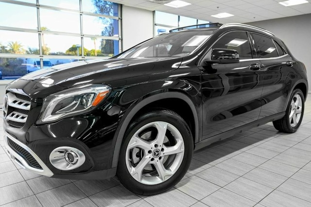 Mercedes-Benz GLA 2019 price $30,985