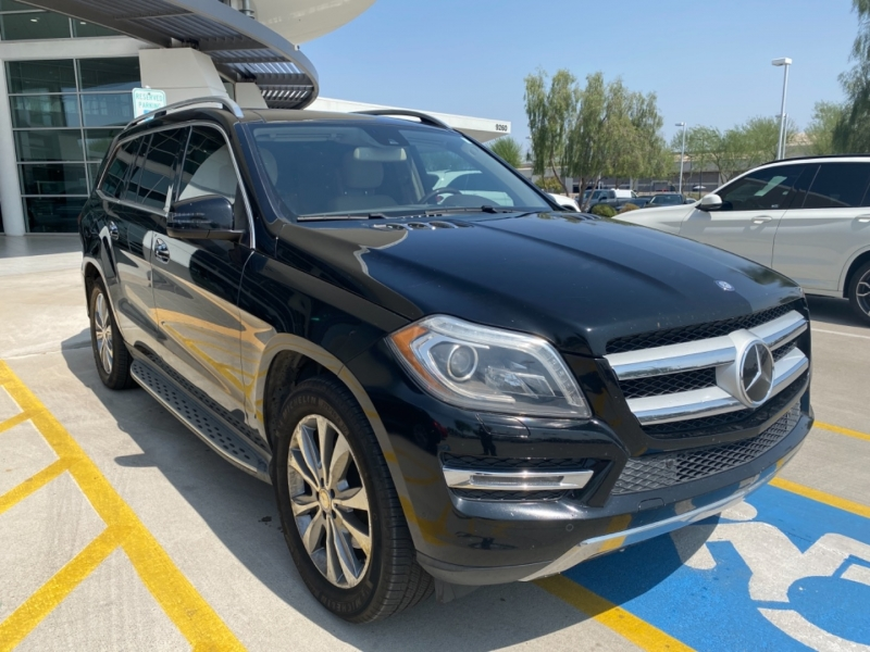 Mercedes-Benz GL-Class 2014 price Call for Pricing.