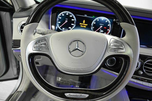 Mercedes-Benz S-Class 2016 price $59,988