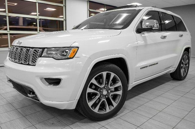 Jeep Grand Cherokee 2017 price $34,427