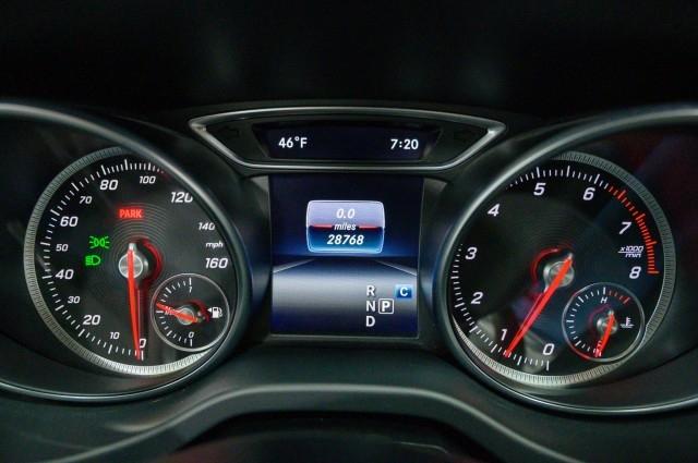 Mercedes-Benz CLA 2018 price $24,985