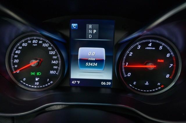 Mercedes-Benz C-Class 2018 price $28,985