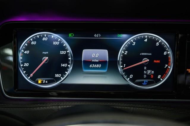 Mercedes-Benz S-Class 2015 price $41,985