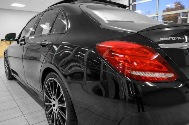 Mercedes-Benz C-Class 2017 price $39,985