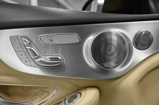 Mercedes-Benz C-Class 2017 price $26,985