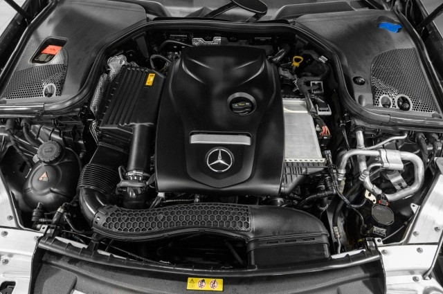 Mercedes-Benz E-Class 2018 price $39,985