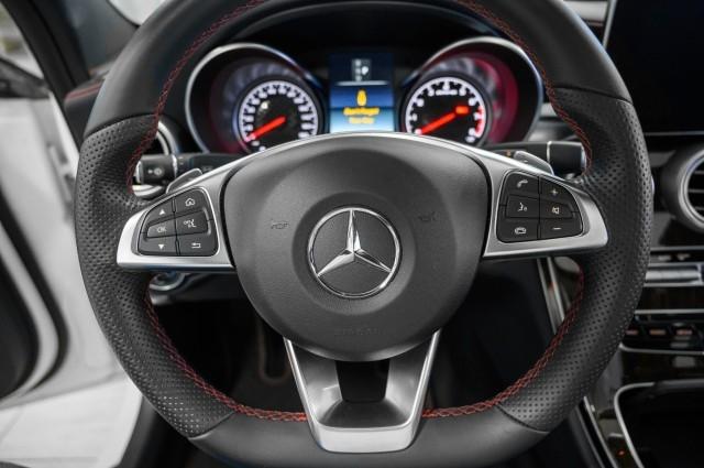 Mercedes-Benz C-Class 2018 price $43,985