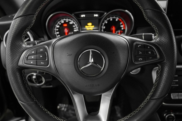 Mercedes-Benz CLA 2018 price $27,985