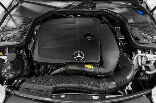 Mercedes-Benz C-Class 2019 price $41,985