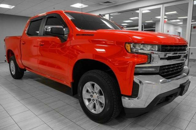 Chevrolet Silverado 1500 2020 price $39,985