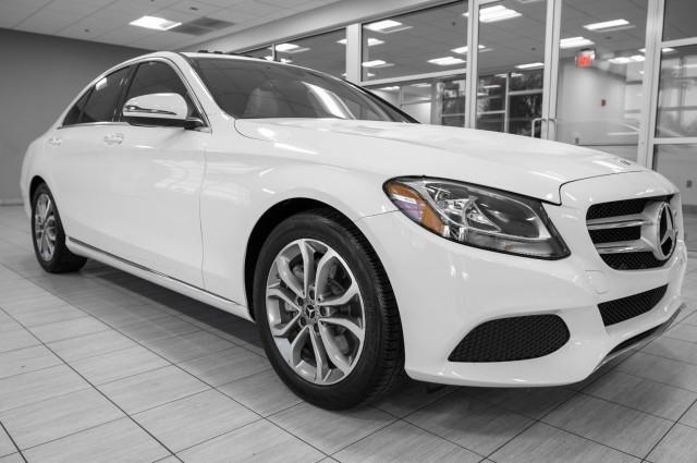 Mercedes-Benz C-Class 2018 price $30,985