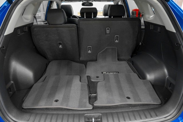 Hyundai Tucson 2018 price $19,988
