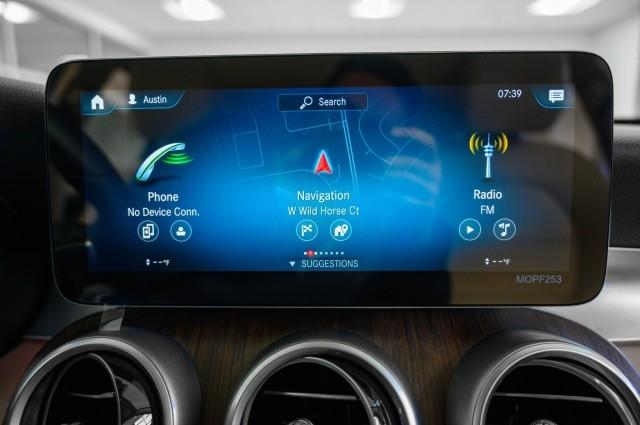 Mercedes-Benz GLC 2020 price $47,985