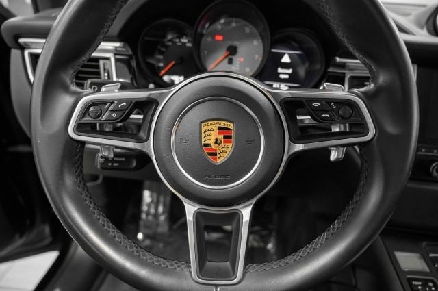 Porsche Macan 2018 price $49,985