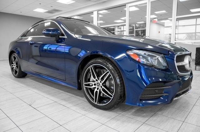 Mercedes-Benz E-Class 2018 price $53,985