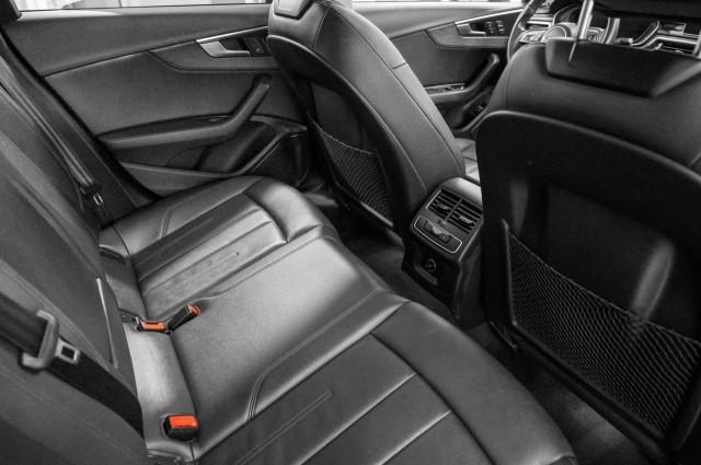 Audi A4 2018 price $27,985