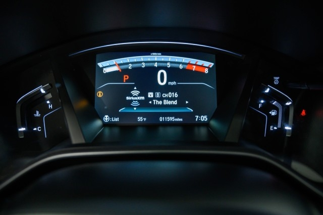 Honda CR-V 2017 price $25,985