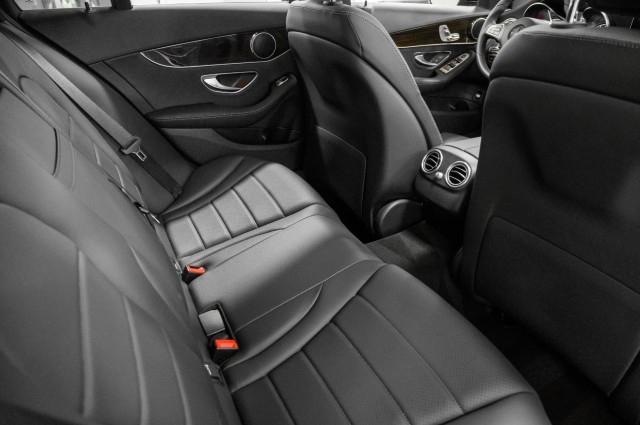 Mercedes-Benz C-Class 2018 price $29,985