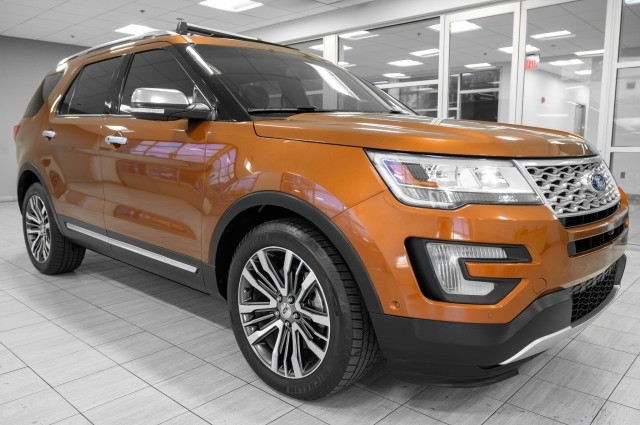 Ford Explorer 2017 price $31,985
