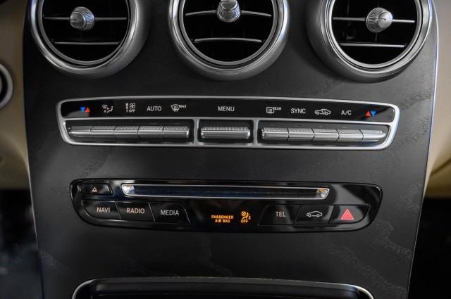 Mercedes-Benz GLC 2016 price $28,985