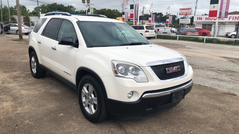 GMC Acadia 2007 price Call for price