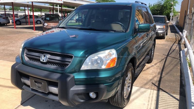 Honda Pilot 2003 price Call for price