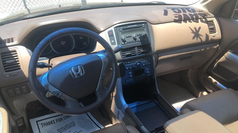 Honda Pilot 2007 price Call for price