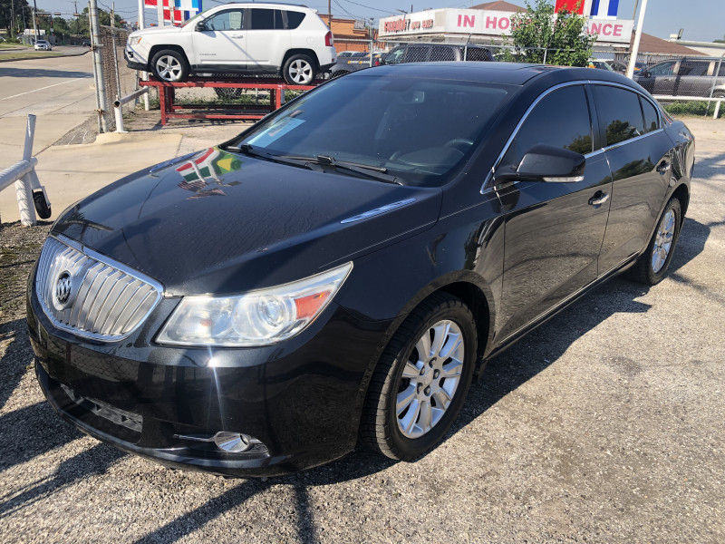 Buick LaCrosse 2012 price Call for price