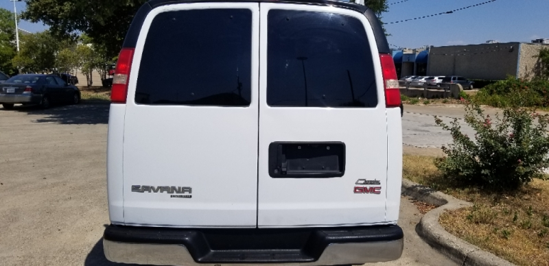 GMC Savana Cargo Van 2013 price $14,490