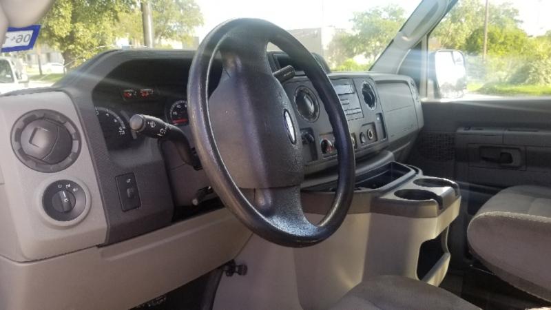 Ford Econoline Cargo Van 2014 price $16,490