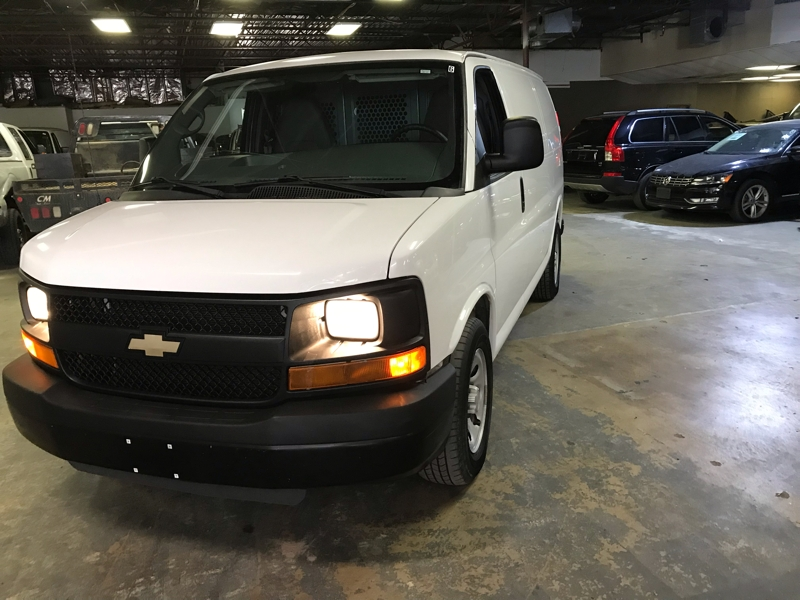 Chevrolet Express Cargo Van 2014 price $15,500