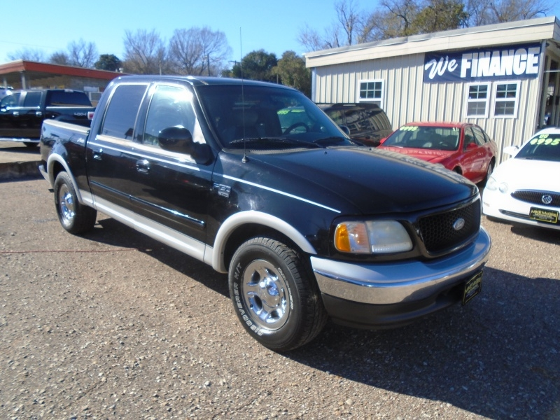 Ford F-150 2002 price $4,995